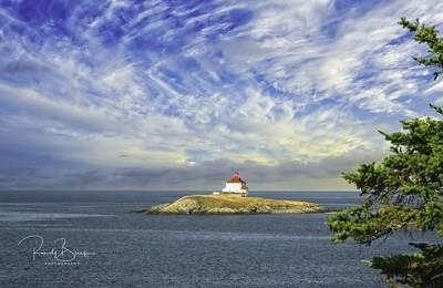 Queensport Lighthouse at Rook Island