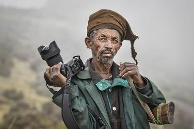 Ethiopian Mountain Guide