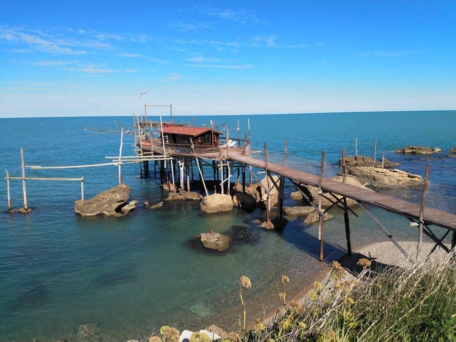 Trabocci Coast