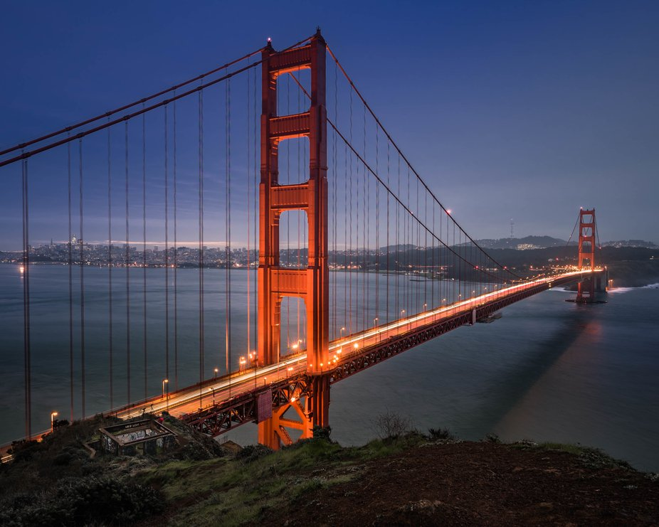 While traveling to San Fransisco to meet-up with fellow Wayfare Collective members just before he...