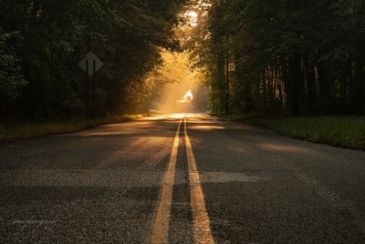 Road of inspiration