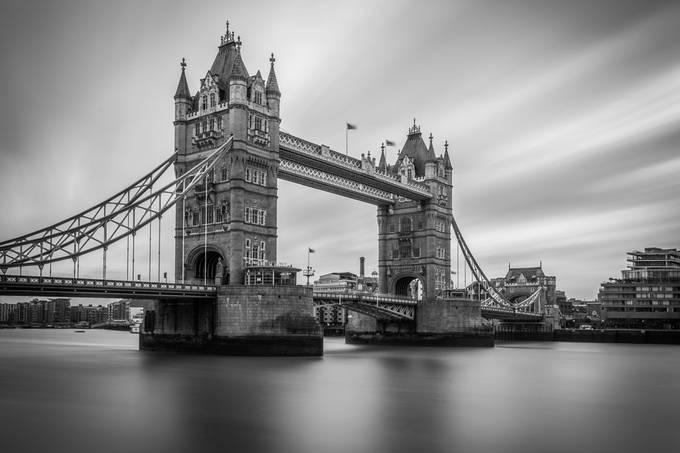 Tower Bridge by johnathanwelham - Social Exposure Photo Contest Vol 20