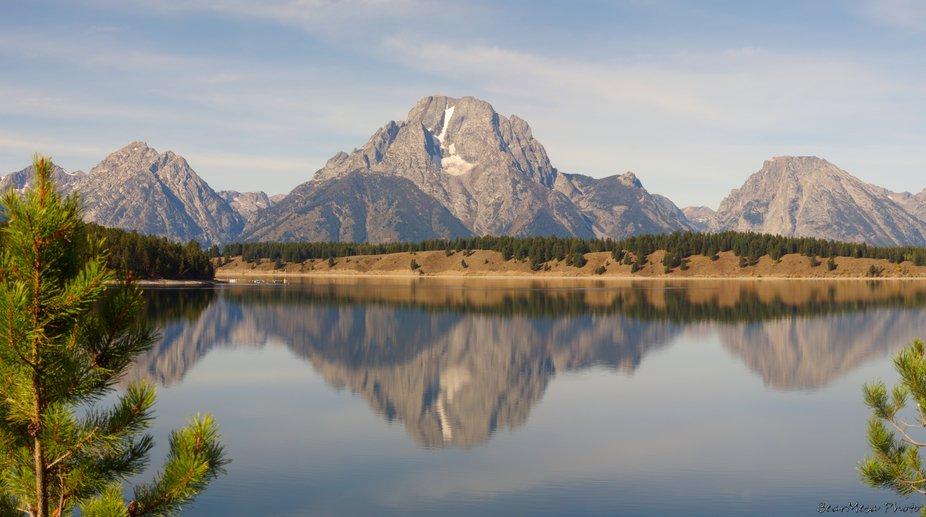 Jackson Lake panorama 2