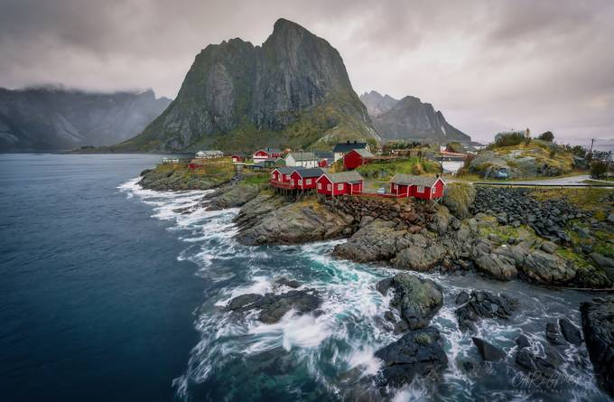 Hamnoy's village, Lofoten Islands, Norway by carlgmont - This Is Europe Photo Contest