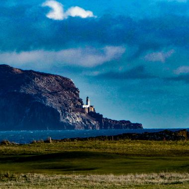 of the coast of North Berwick