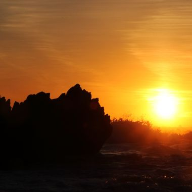 Sun Set Eastern Cape