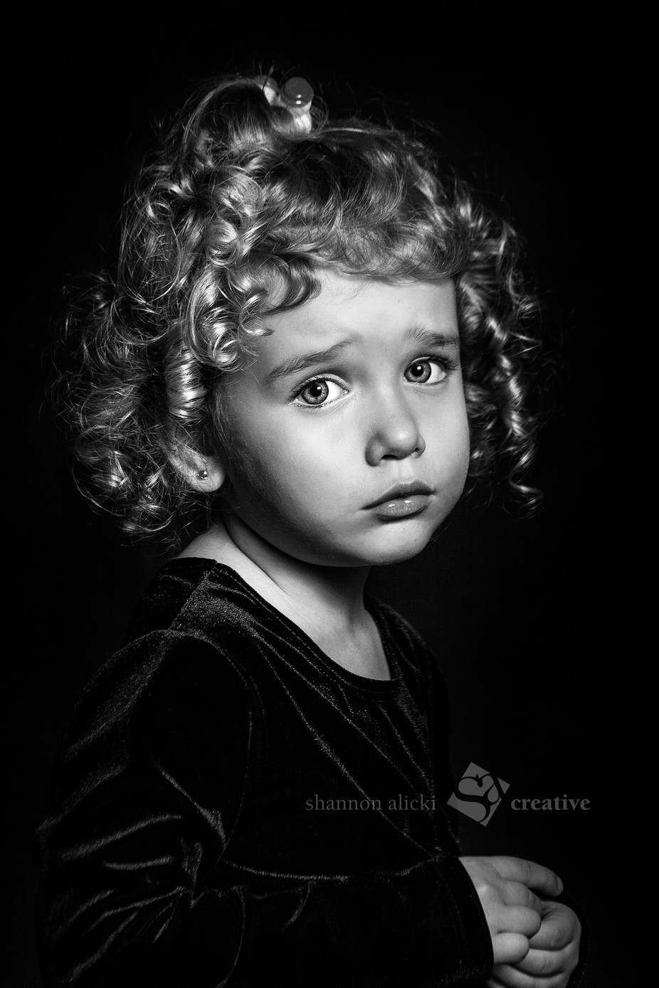Cuter Than Shirley Temple by shannon_alicki_creative - Social Exposure Photo Contest Vol 20