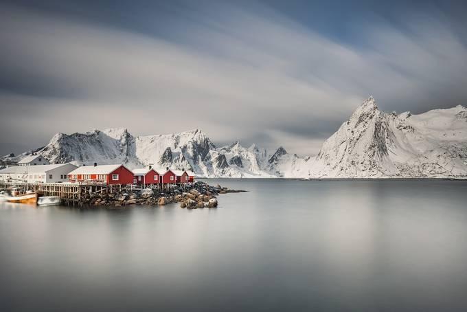 Snowy Land by pawelklarecki - The Sky Photo Contest