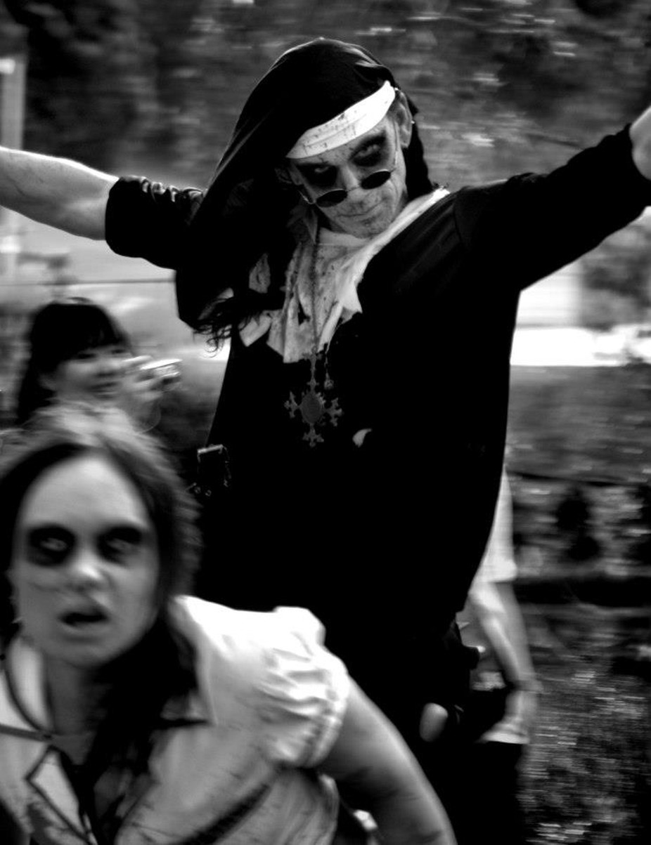 Brisbane Zombie Walk, 2012