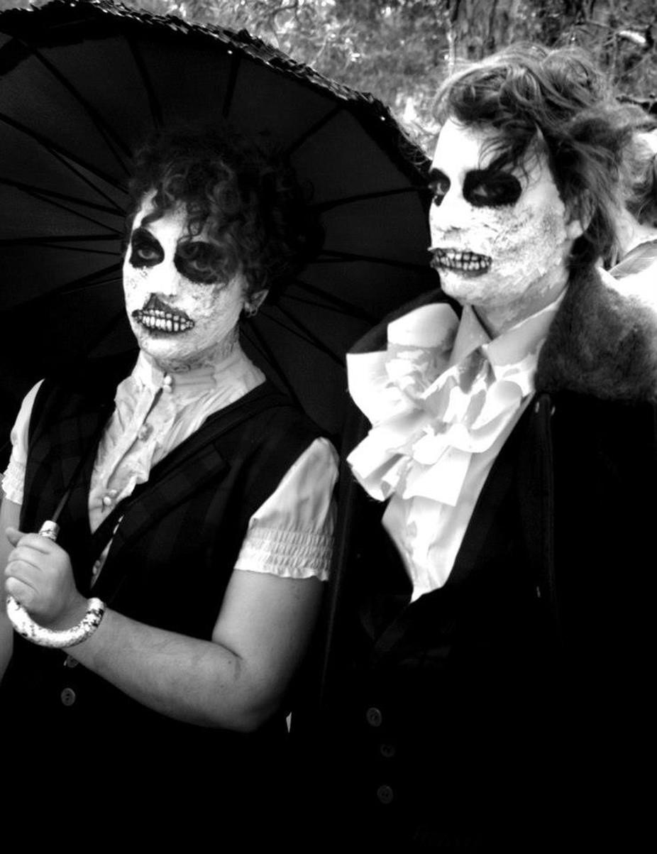 A Zombie Couple