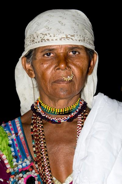 An Indian woman
