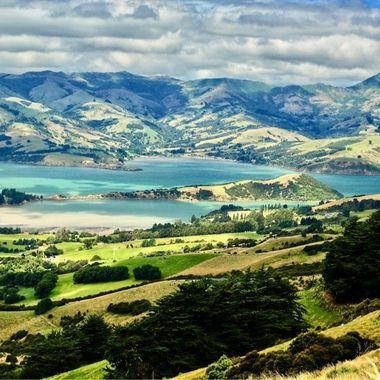 Stunning New Zealand!