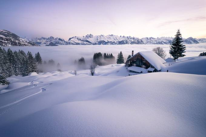Love to imperfection by travelnthink - Winter Roads Photo Contest