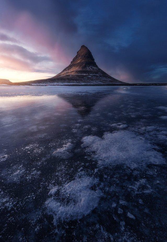 Over the frozen lake by Juliocastropardo - Social Exposure Photo Contest Vol 21