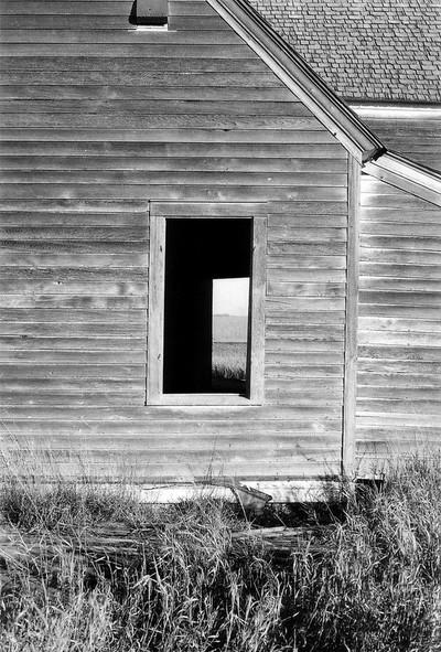 Rural North Dakota