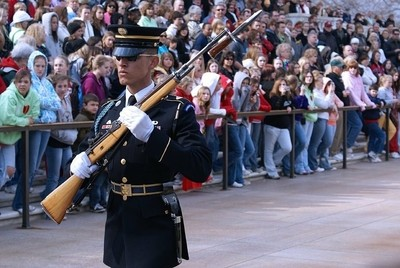 Tomb of the Unknown Soldier, Washington DC