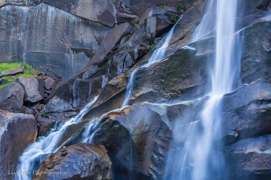 Back Country Fall, Yosemite