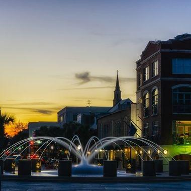 Charleston, South Carolina's Waterfront Park