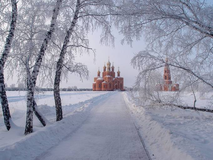 Achiir monastery by Alekskai52 - Image Of The Month Photo Contest Vol 42