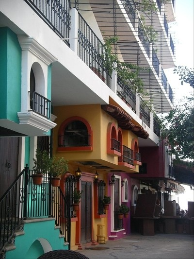 Appartments in Mexico