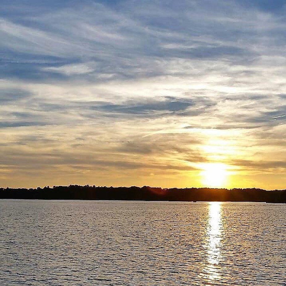 Night is Falling, Smith Mountain Lake