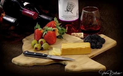 Chesse and Wine