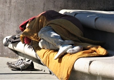 Homeless in Madison