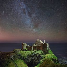 I've had this idea for a photo in my head for a long time. To photograph Dunluce Castle in a different way. I knew it was the last opportuni...