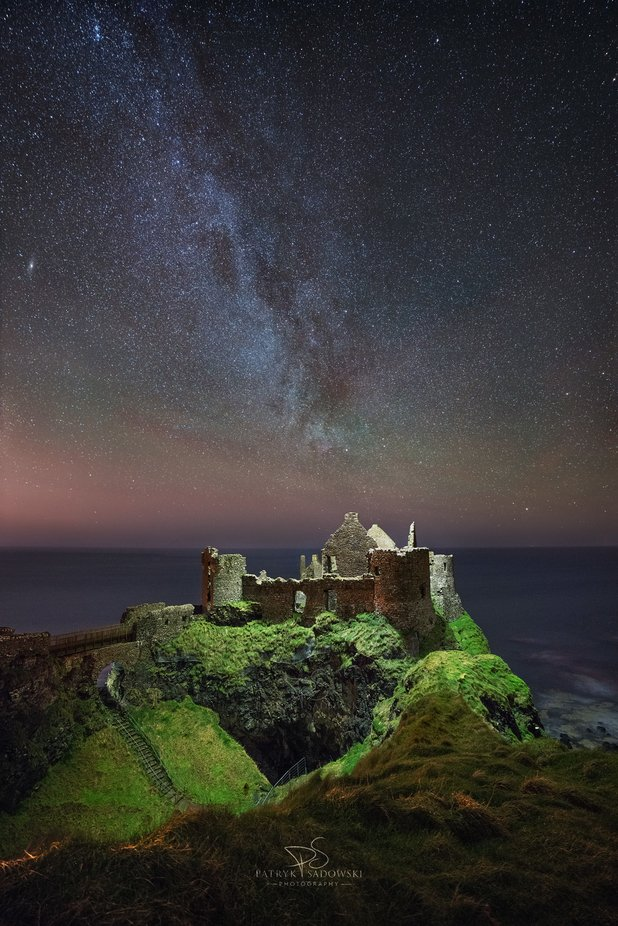 Dunluce Castle - Magical, Mysterious, Majestic. by patryksadowski - Image Of The Month Photo Contest Vol 42