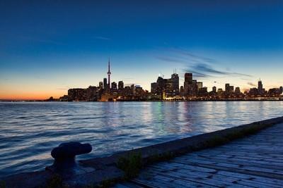 Toronto Sunset 2