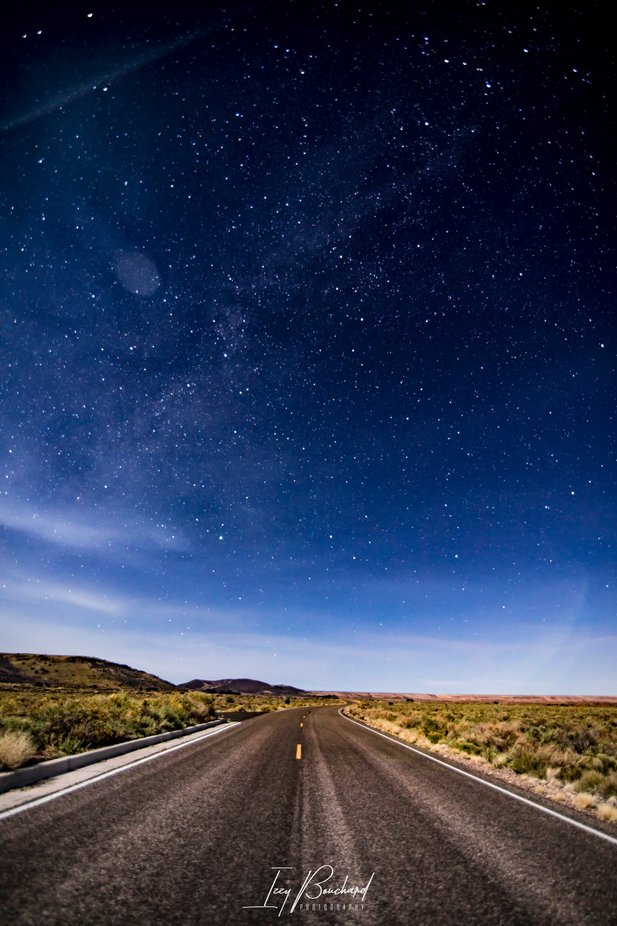 An Arizona Night by izzybouchard - Image Of The Month Photo Contest Vol 42