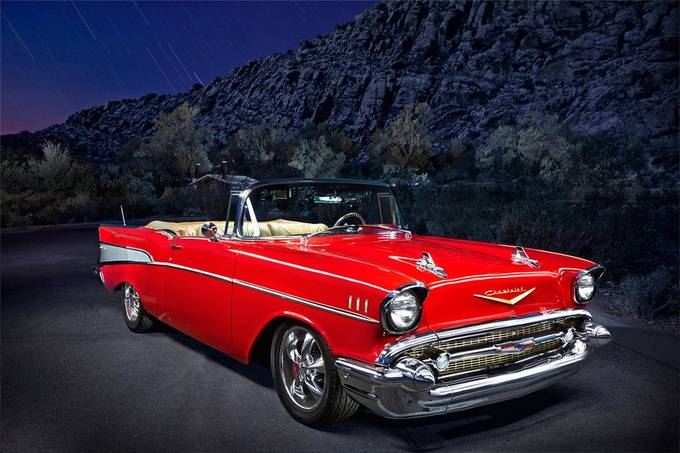 1958 Chevy Bel Air by TNGphoto - We Love Cars Photo Contest