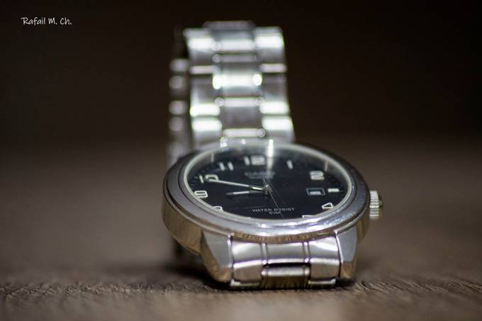 My watch by Rafail_Chrys - Monthly Pro Photo Contest Vol 48