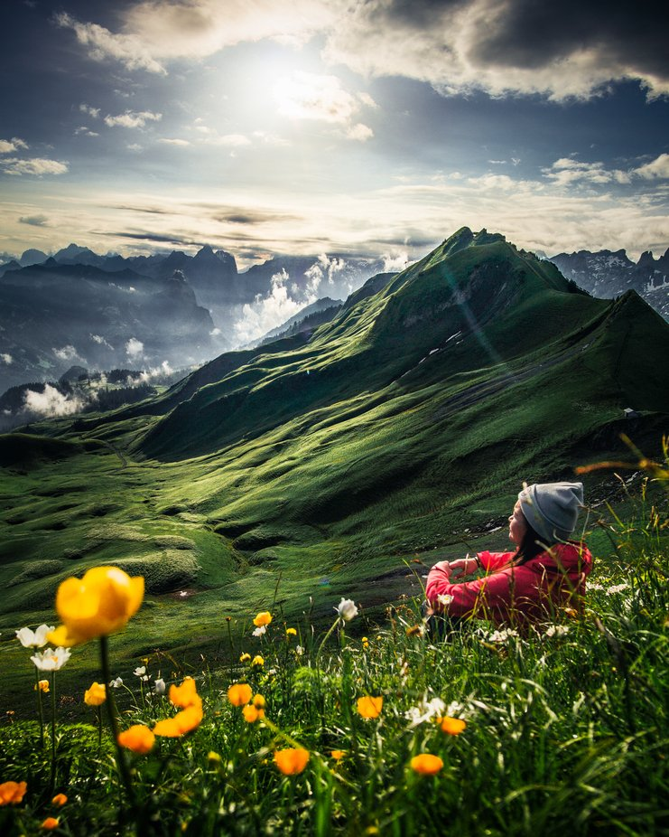 Too heavy by travelnthink - Sitting In Nature Photo Contest
