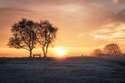 Sunrise on the Common