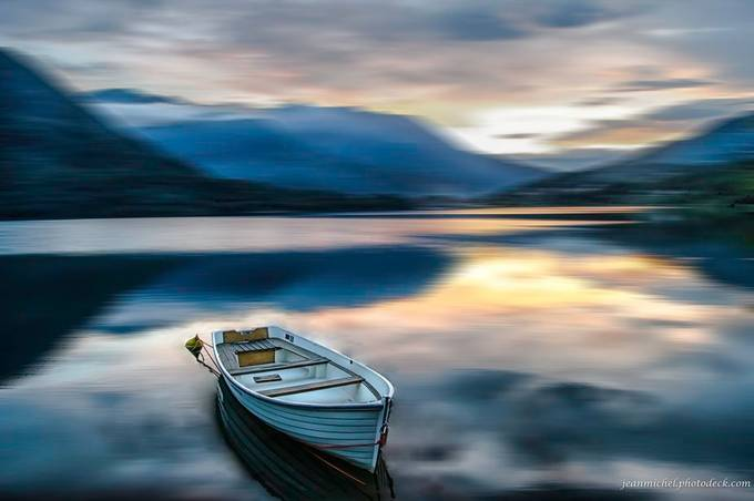 Mergozzo boat by jeanmichel - Image Of The Month Photo Contest Vol 42