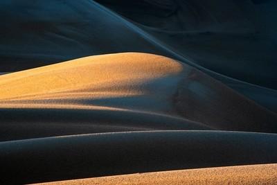 Texture of the Desert