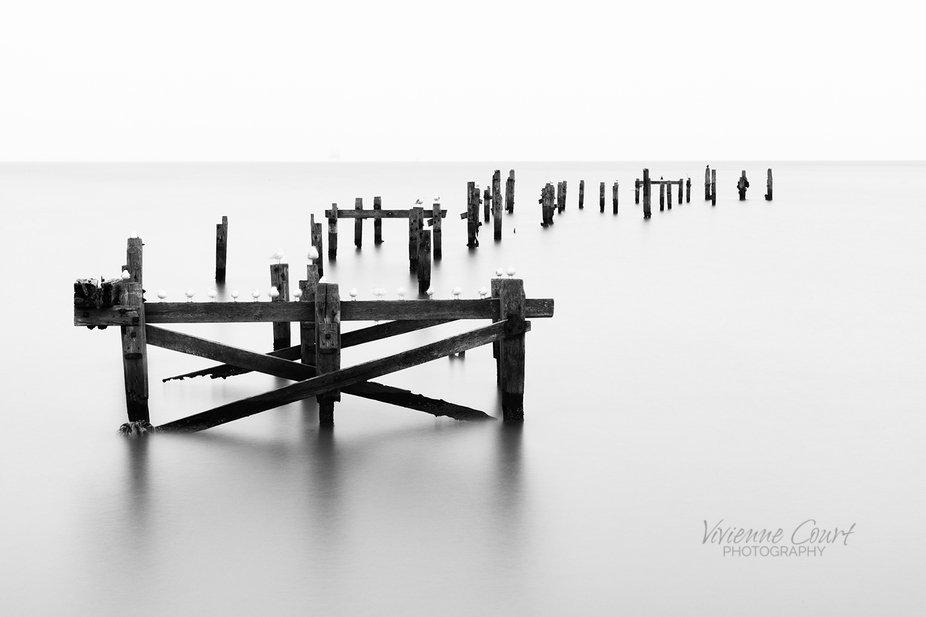 #swanage #dorset #swanageoldpier #seascape #oldpier #longexposure #dorsetcoast
