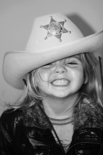 CRAZY COWGIRL