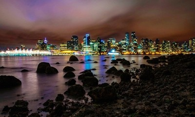 Vancouver is one of my favorite cities to visit!