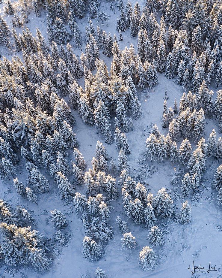 Icelandic Winter by hjorturlevi - We Love The Winter Photo Contest