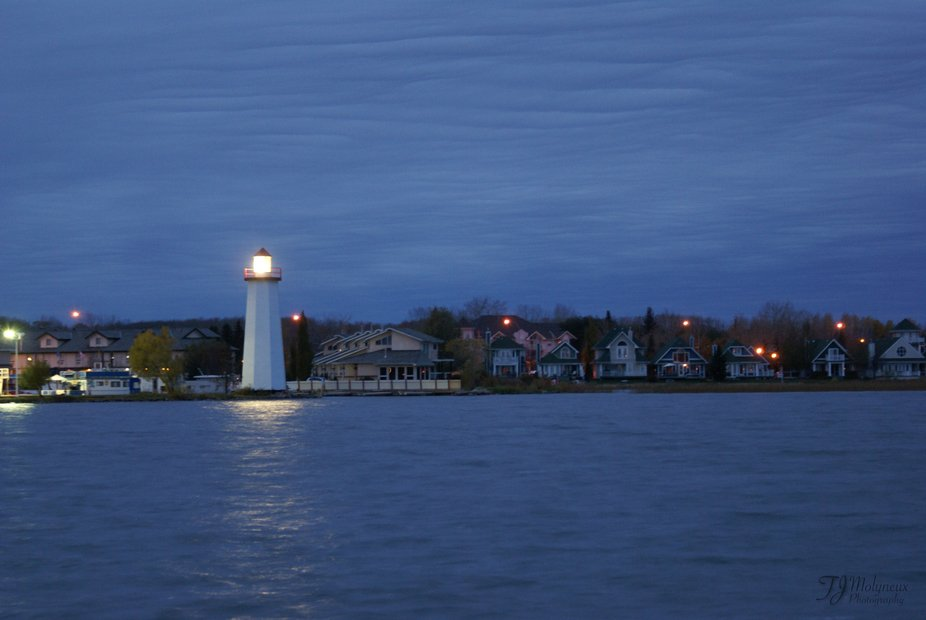 Town Lighthouse