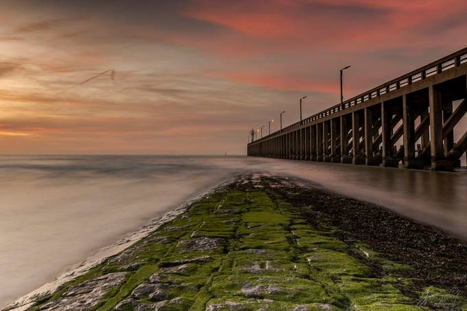 pier by Opstapindenatuur - Image Of The Month Photo Contest Vol 42