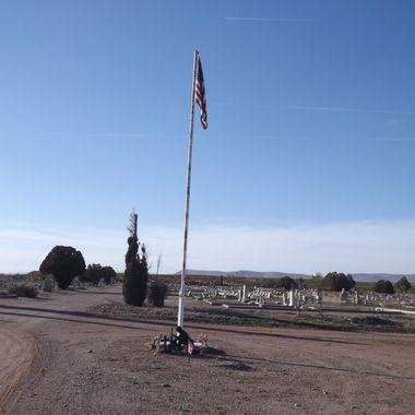 Duncan AZ cemetery
