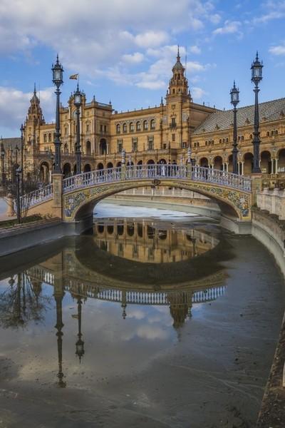 Plaza de España. Sevilla. Spain