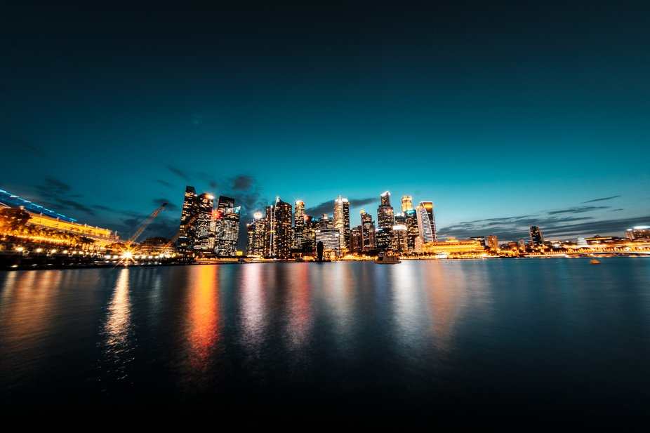 One the places i have always wanted to see. I had a long walk during my first day in Singapore an...