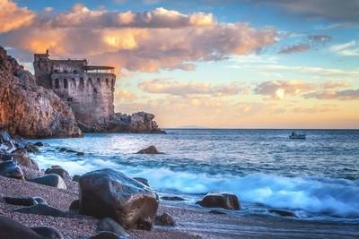 The Amalfi Fisherman