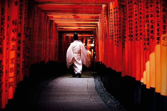 Maze of Kyoto by S_Lim - The Magic Of Japan Photo Contest
