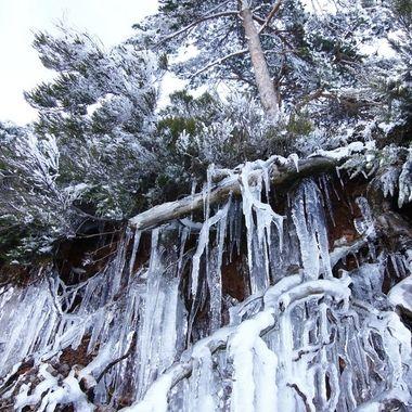 Invierno en la Sierra de Francia (Sur de Salamanca-Spain).