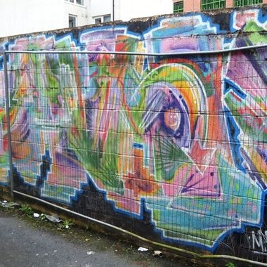 Graffiti Mural #3